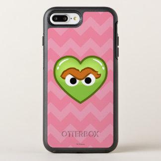 Coração de Oscar Capa Para iPhone 7 Plus OtterBox Symmetry