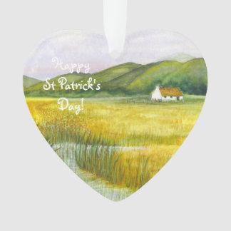 Coração feliz do Dia de São Patrício por Bonhovey