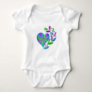Coração feliz do salão de baile t-shirt