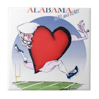 coração principal de Alabama, fernandes tony