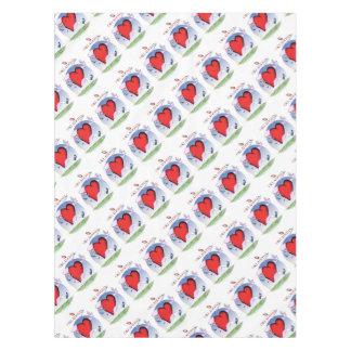 coração principal de oklahoma, fernandes tony toalha de mesa