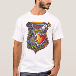 Coração prometido! camiseta