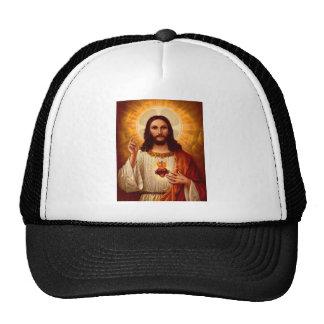 Coração sagrado religioso bonito da imagem de Jesu Boné