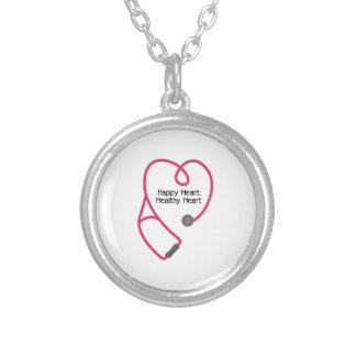 Coração saudável colares