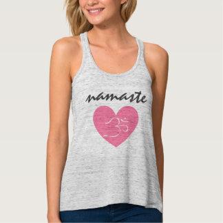 Coração Tanktop de Namaste Regata