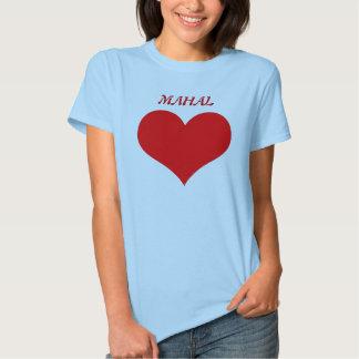 Coração Tshirts