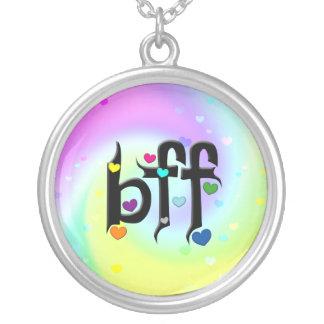 corações do ~ do bff bijuterias personalizadas