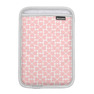 Corações do trevo da folha do rosa quatro capa para iPad mini