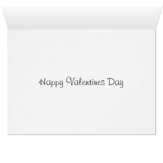 Corações dos doces do dia dos namorados cartão
