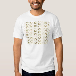 Corações para namorados camiseta
