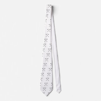 Corações & setas gravata