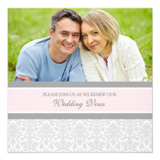 Coram os convites da renovação do voto de casament