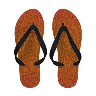 Coram os flip-flops da mandala