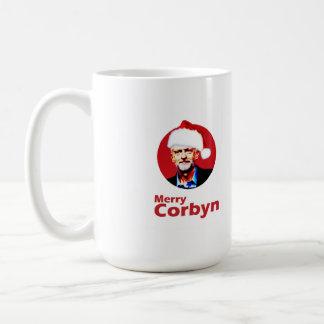 Corbyn alegre - caneca