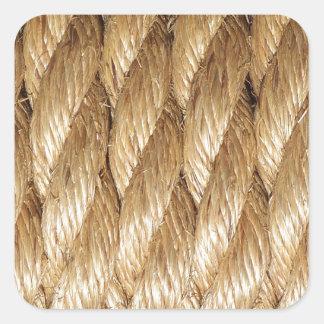 Corda Adesivo Quadrado