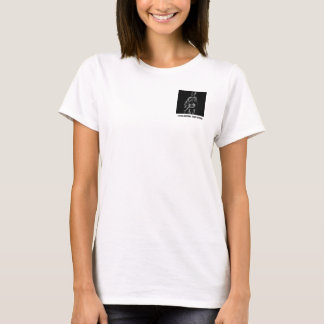 Corda de onze senhoras de Grady Hudson das emoções Camiseta