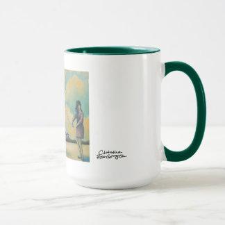 Corda do Armageddon, extremidade da caneca de café
