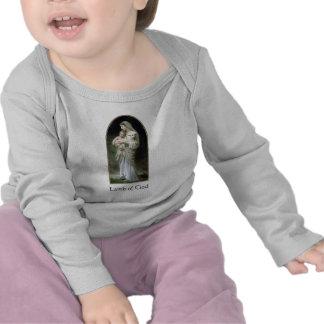 Cordeiro do deus - personalize t-shirt