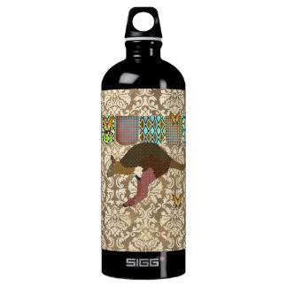 Core & bronzeie a garrafa da liberdade do Wallaby