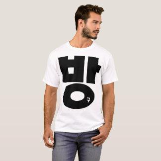 Coreano Fart a camisa