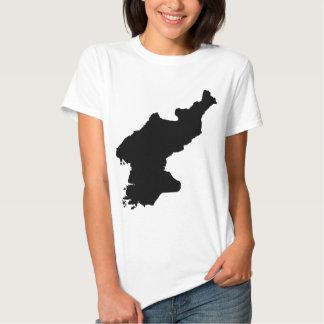 Coreia do Norte Camiseta