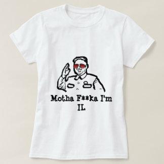 Coreia do Norte, Un de Kim Jong - camisetas