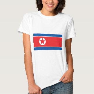 Coreia norte t-shirt