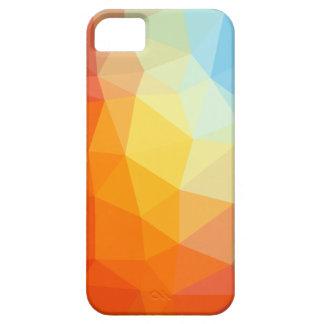 Cores brilhantes das capas de iphone