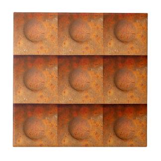 Cores da oxidação/Arte