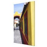 Cores de canvas de Funchal Portugal Impressão De Canvas Esticadas