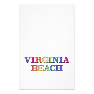 Cores de Virginia Beach Panfleto