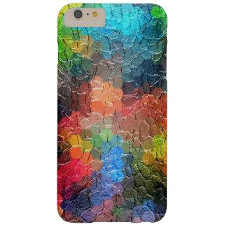 Cores dinâmicas abstratas da pintura | capas iPhone 6 plus barely there