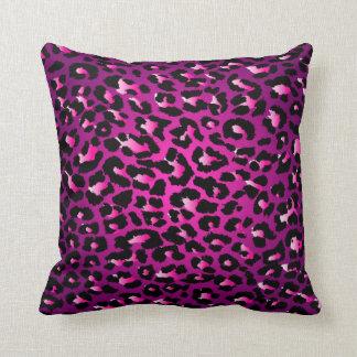 Cores diy do fundo da chita cor-de-rosa de travesseiro de decoração