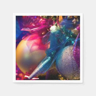 Cores dos feriados - guardanapo