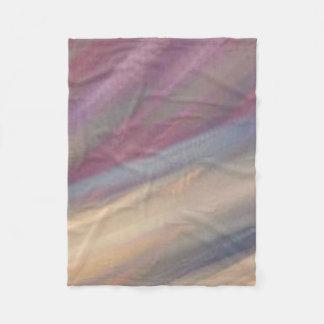 Cores macias cobertor de lã