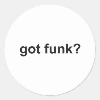 Cores obtidas do funk adesivo