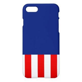 Cores patrióticas festivas capa iPhone 7