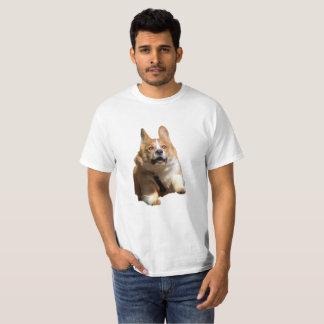 Corgi Running engraçado Camiseta