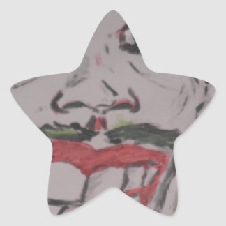 coringa desenho adesito estrela