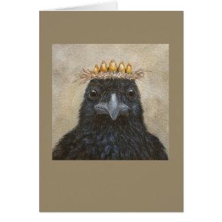 Cornelius o cartão do corvo