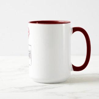 Coro da caneca de café da campainha das grandes