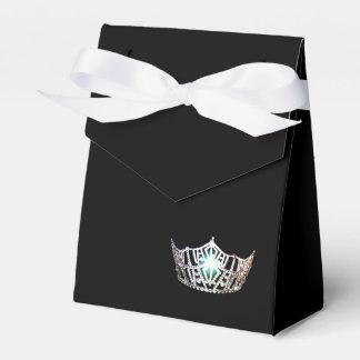 Coroa da representação histórica da caixa do favor