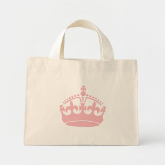 coroa do couture sacola tote mini