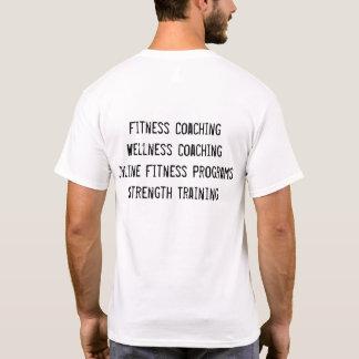 Corpo dos homens pessoais do treinamento de Kristi Camiseta