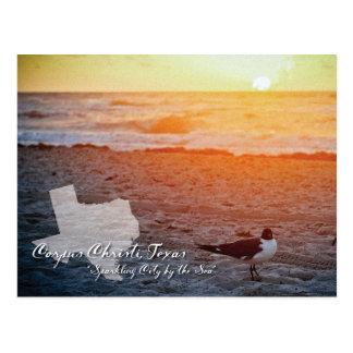 Corpus Christi, cartão de Texas