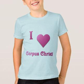 Corpus Christi -- Rosa quente Camiseta