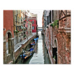 Corredor de Veneza Artes De Fotos