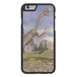 Corredor do dinossauro de Gigantoraptor - 3D