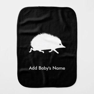 Corredor do ouriço paninhos para bebês