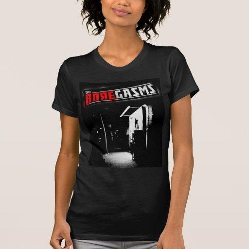 Corredor (meninas) camisetas